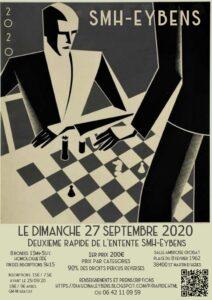 2e rapide SMH-Eybens @ Salle Ambroise Croisat